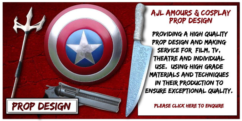 Prop Maker UK
