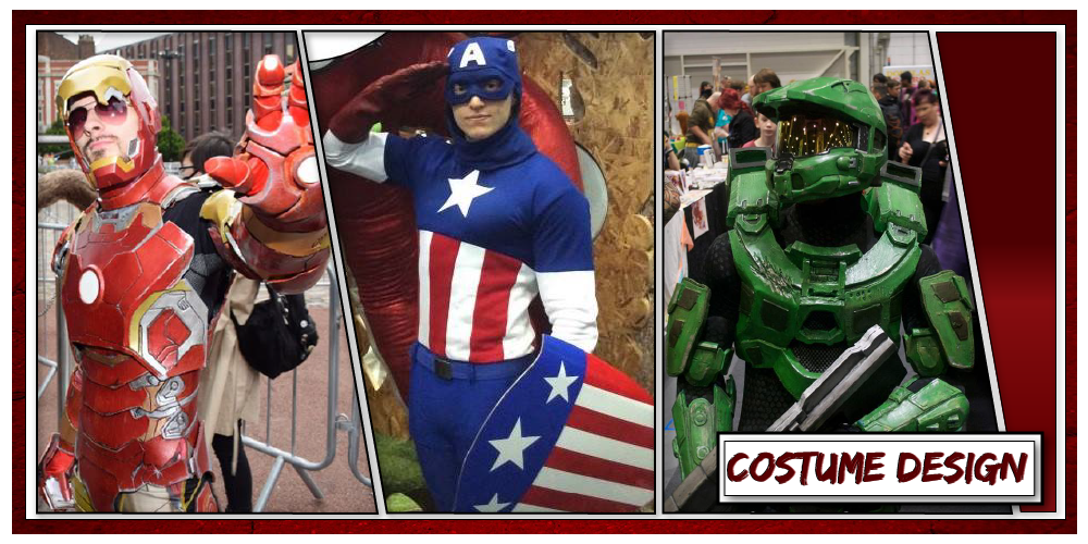 Cosplay Costume Designer UK