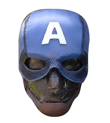 Captain America Helmet Replica
