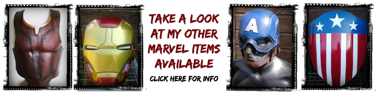 Marvel Cosplay Costumes UK