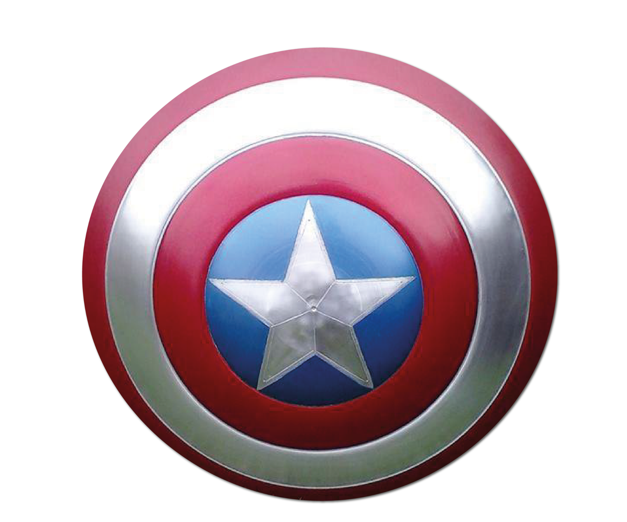 Captain America Round Shield