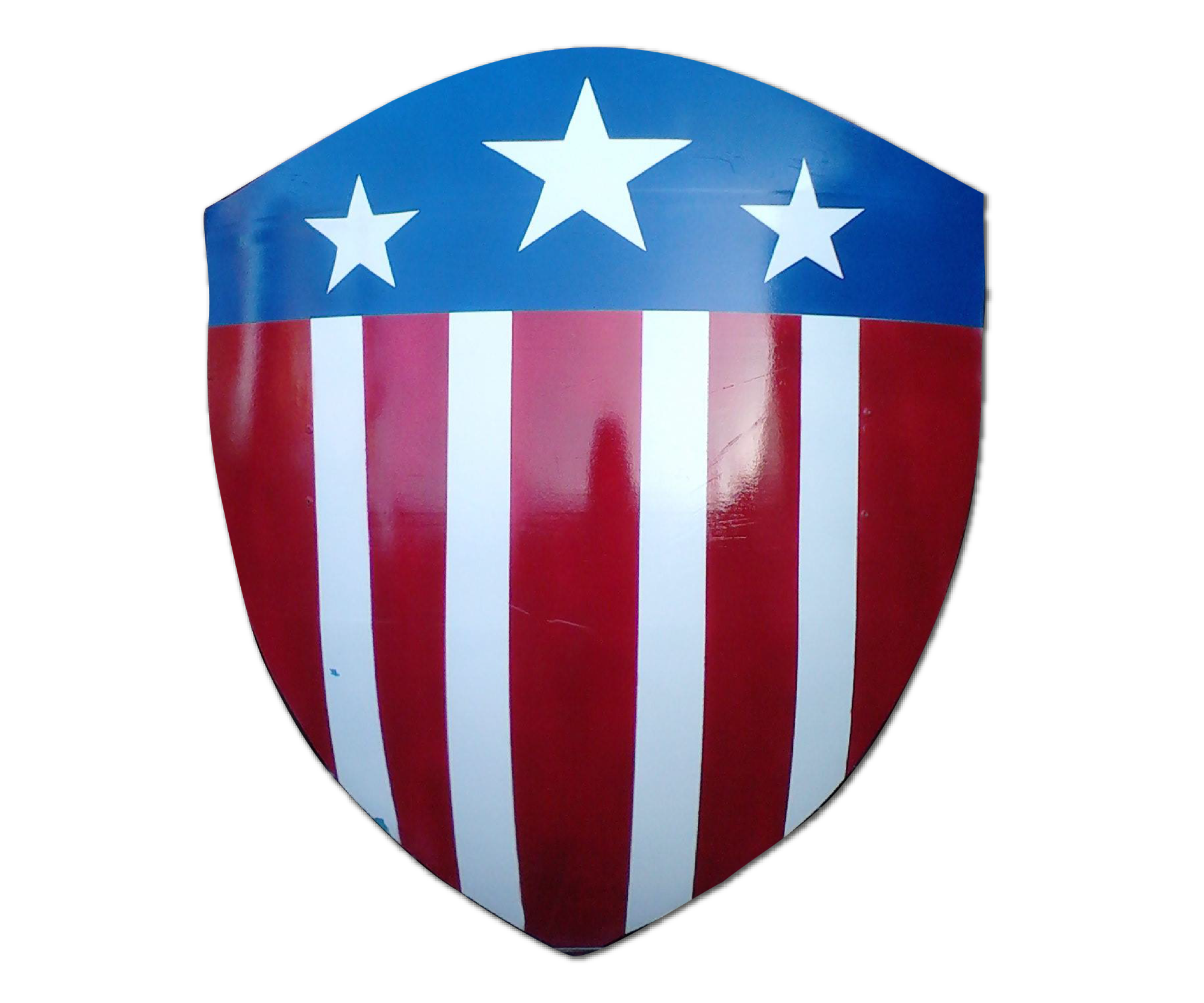 Captain America Shield Replica Prop For Comic Cons