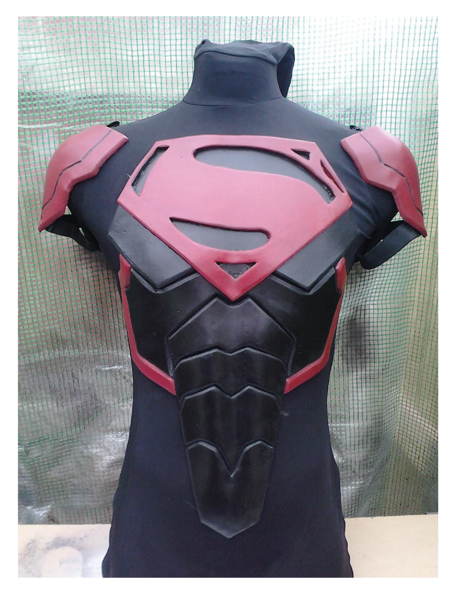 Superman foam armor for sale