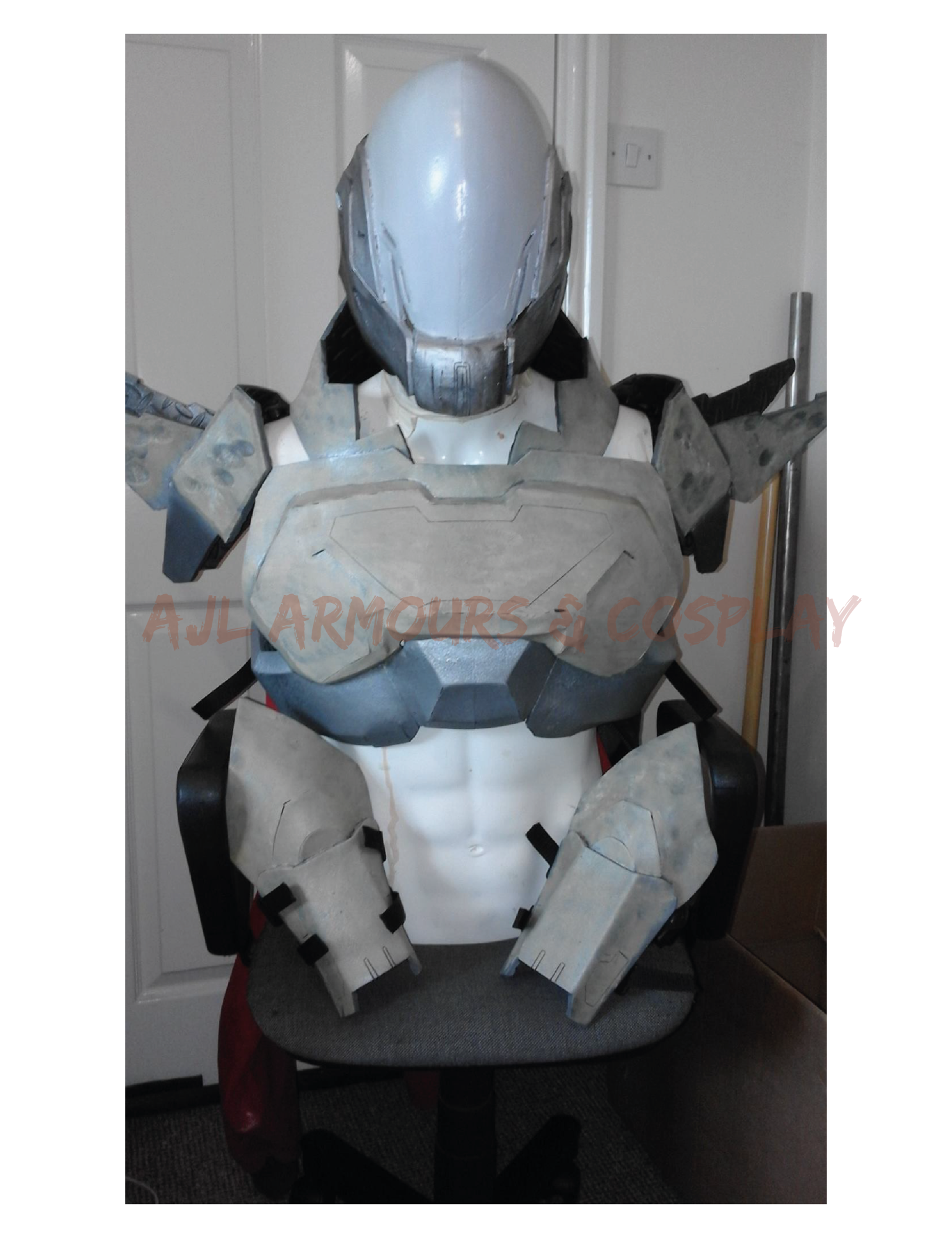 Foam Cosplay Knight Armour