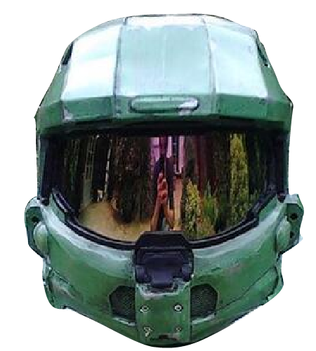 Ultimate Halo Master Chief Helmet Replica
