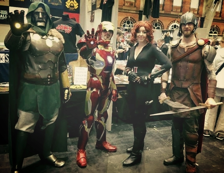 Marvel Cosplay Costumes For Sale