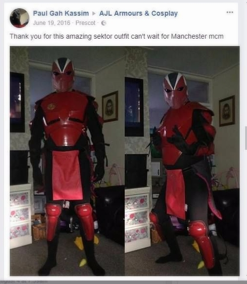 Buy Online Cosplay Costumes UK