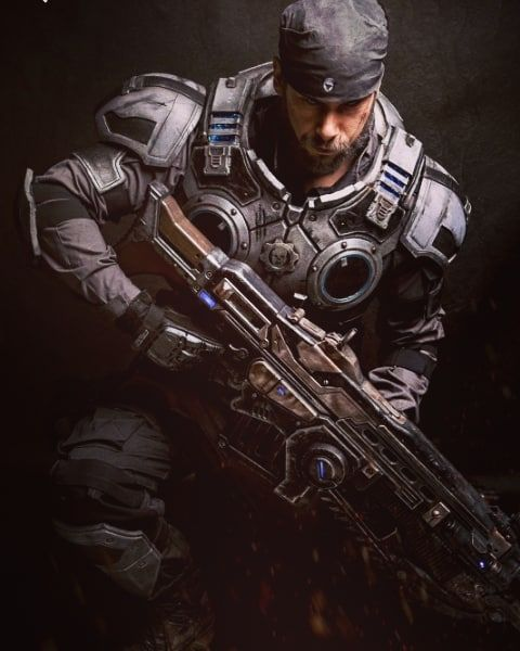 gears of war armour