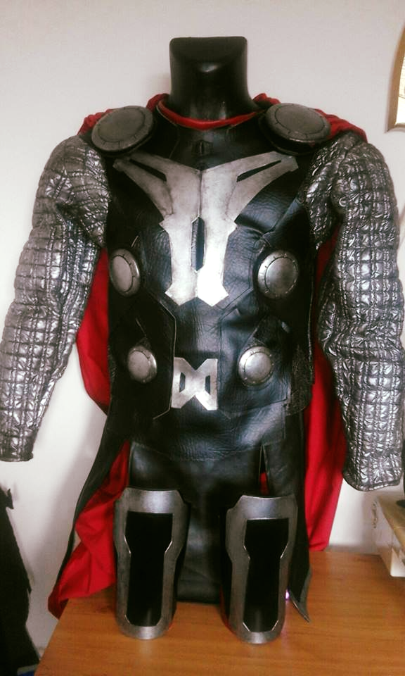 Thor Ragnarok Costume Cosplay