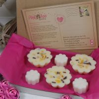 <!-- 008 -->Sweet Orange Melts and Yuletide Aroma Wax Daisy Tarts