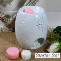 <!-- 007 -->Embossed Leaf Burner Starter Set