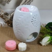 <!-- 003 -->Embossed Leaf Burner
