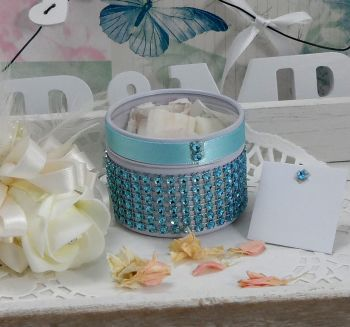 B'Jewelled Pale Blue (10 off)