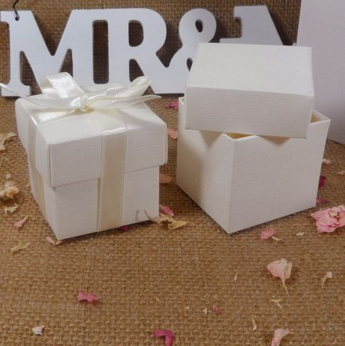 Do it yourself Favour Boxes (10 pack)