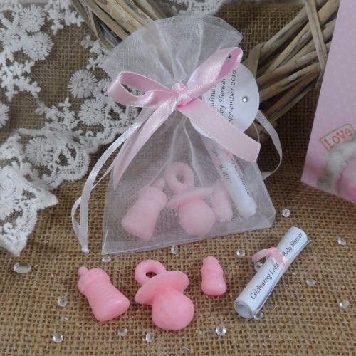 Dummies and Bottles Melts (Pink)