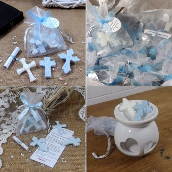 Communion Favours (Blue and White)