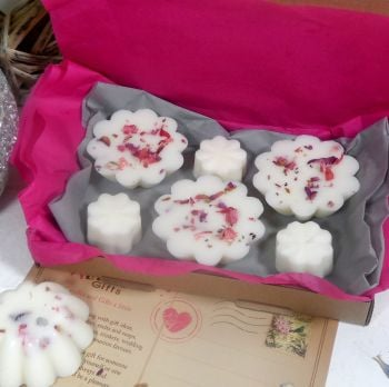 Peony and Sea Breeze Aroma Wax Melts