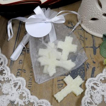 Communion Favours (All White)