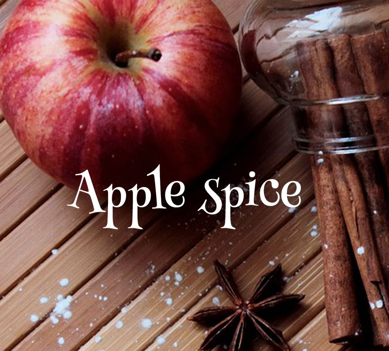 <!-- 001 -->Apple Spice Aroma Wax Melts
