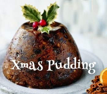 Xmas Pudding Aroma Wax Melts