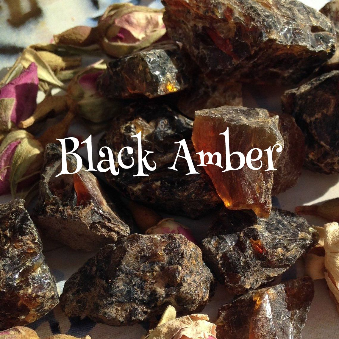 Black Amber Home Scents