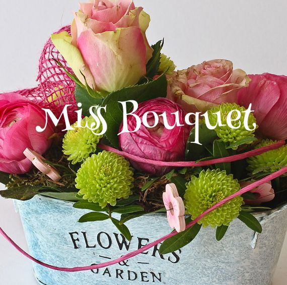 Miss Bouquet Home Scented Melts