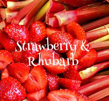 Strawberry & Rhubarb Aroma Wax Melts
