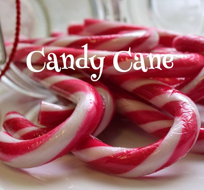 <!-- 001 -->Candy Cane Aroma Wax Melts