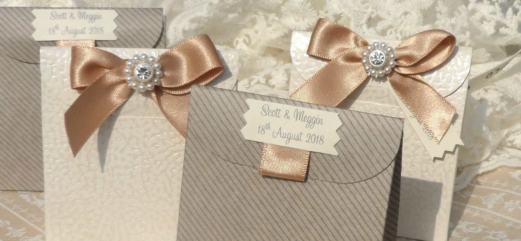 Wedding Favour Gift Tag