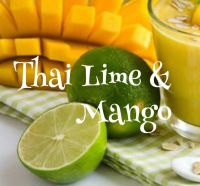 Thai Lime and Mango Aroma Wax Melts