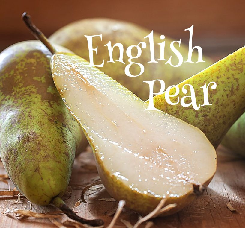 English Pear Aroma Wax Melts