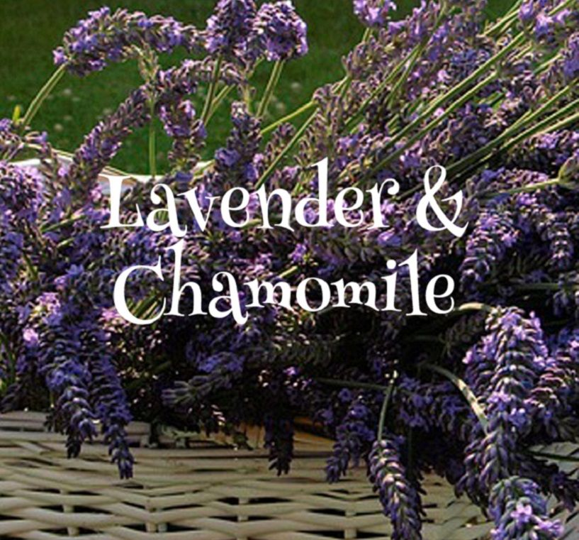 Lavender and Chamomile Wax Melts