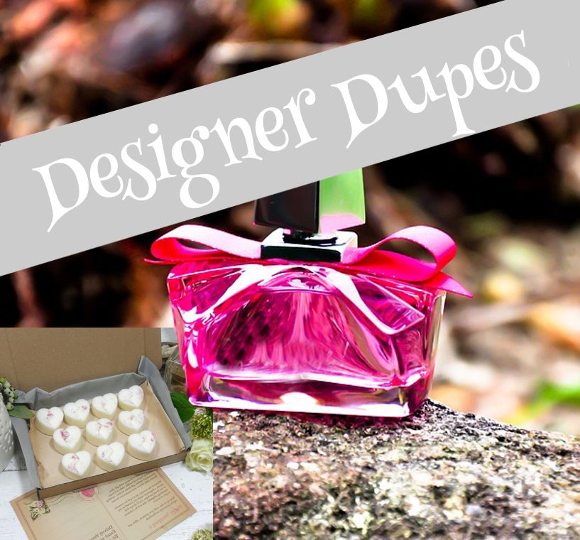 Designer Dupes Wax Melts