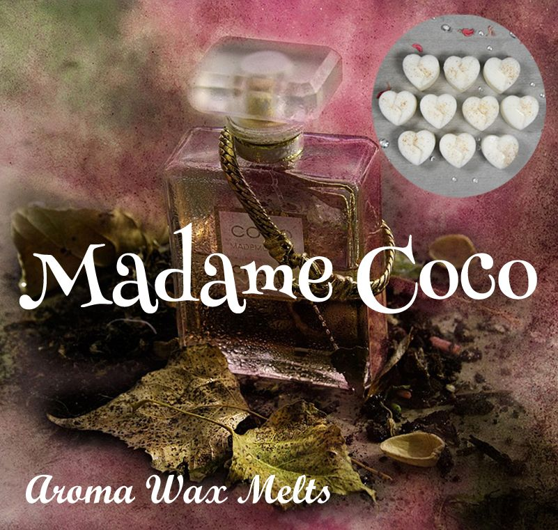 <!-- 008 -->Madame Coco Dupe Aroma Wax Melts