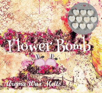 Flower Bomb Dupe Aroma Wax Melts