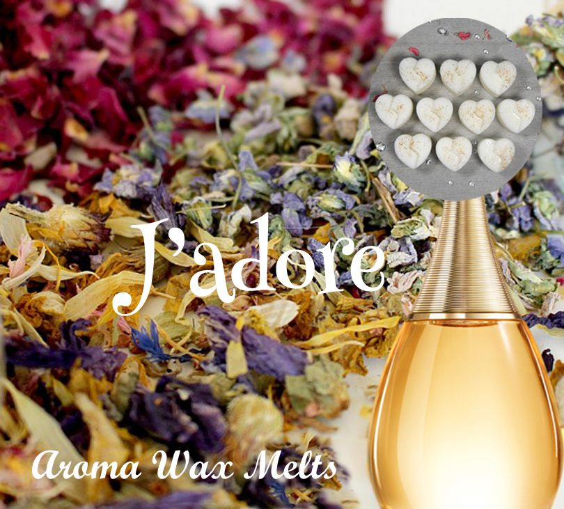 <!-- 004 -->J'adore Dupe Aroma Wax Melts