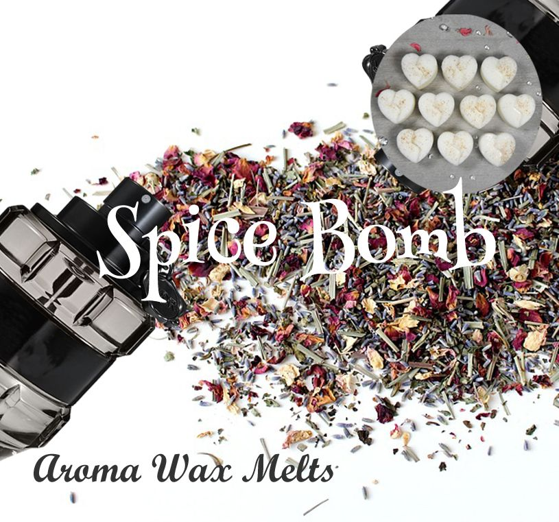 <!-- 008 -->Spice Bomb Dupe Aroma Wax Melts