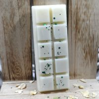 <!-- 009 -->Lime, Basil and Mandarin Aroma Wax Snap Bar