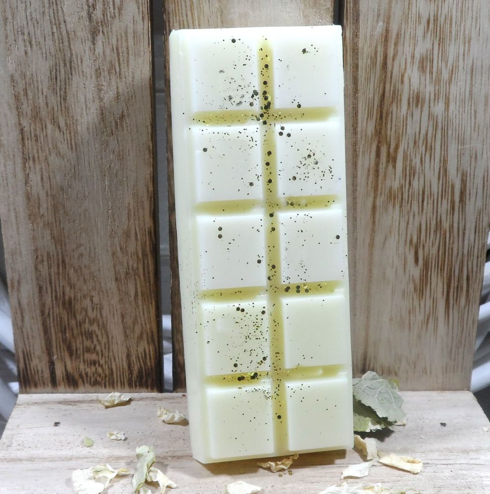 Lemongrass and Ginger Aroma Wax Snap Bars (includes 3 snap bars per box)