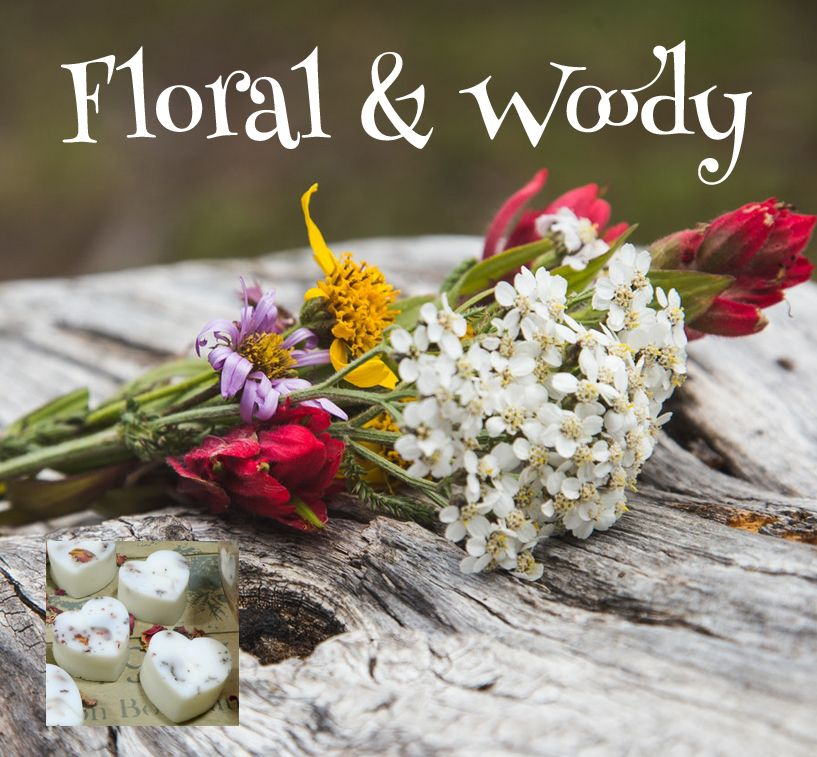 <!-- 002 -->Floral and Woody - Aroma Wax Melts