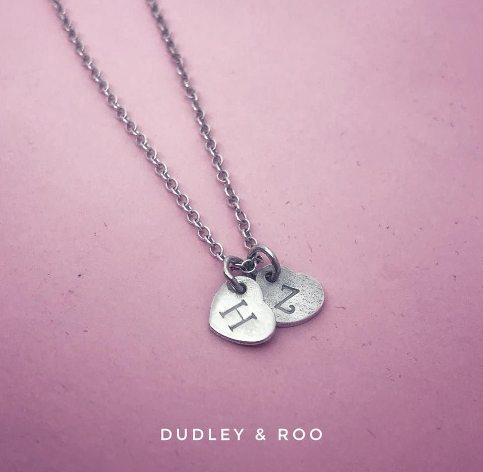 Sterling Silver Dainty Heart Necklace