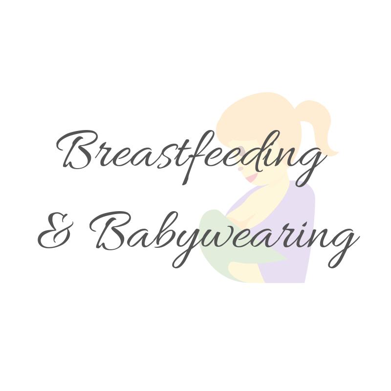 Breastfeeding & Babywearing Range