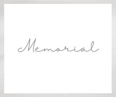 Memorial & Bereavement