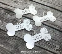 Pet Bone ID Tag