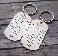 Baby Loss/Memorial Keyring(s) and Heart