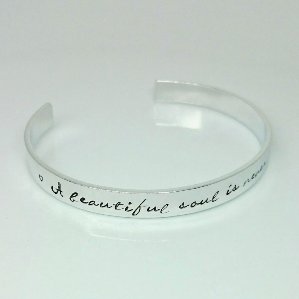 Beautiful Soul Cuff