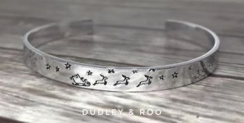 Father Christmas Cuff
