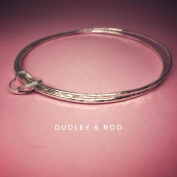 'Our Story' Bangle