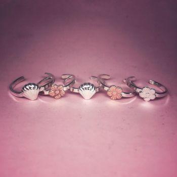Sterling Silver Toe/Midi Ring