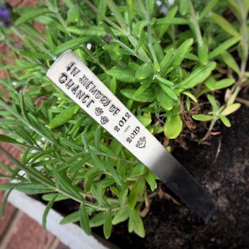 Stake / Plant Marker / Memorial Marker